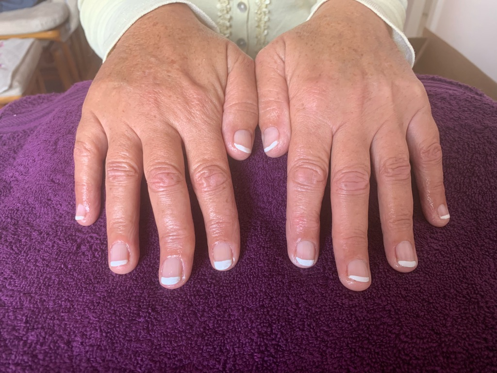 Simply nails mobile nail technician