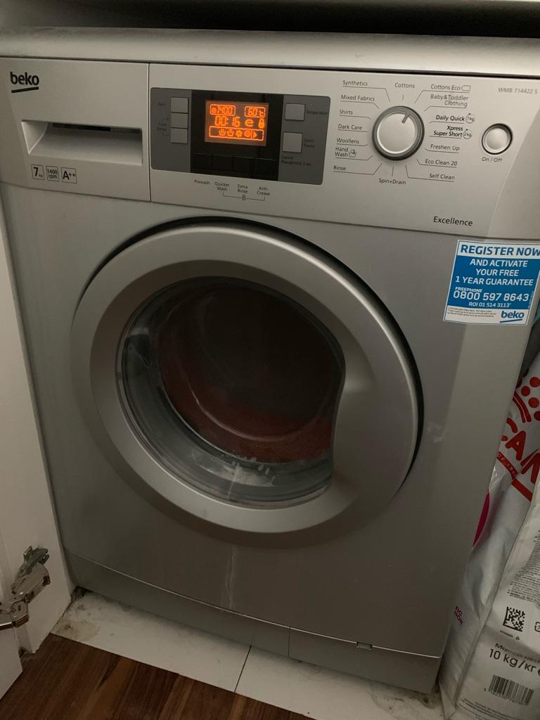Beko Washing Machine 7kg A++