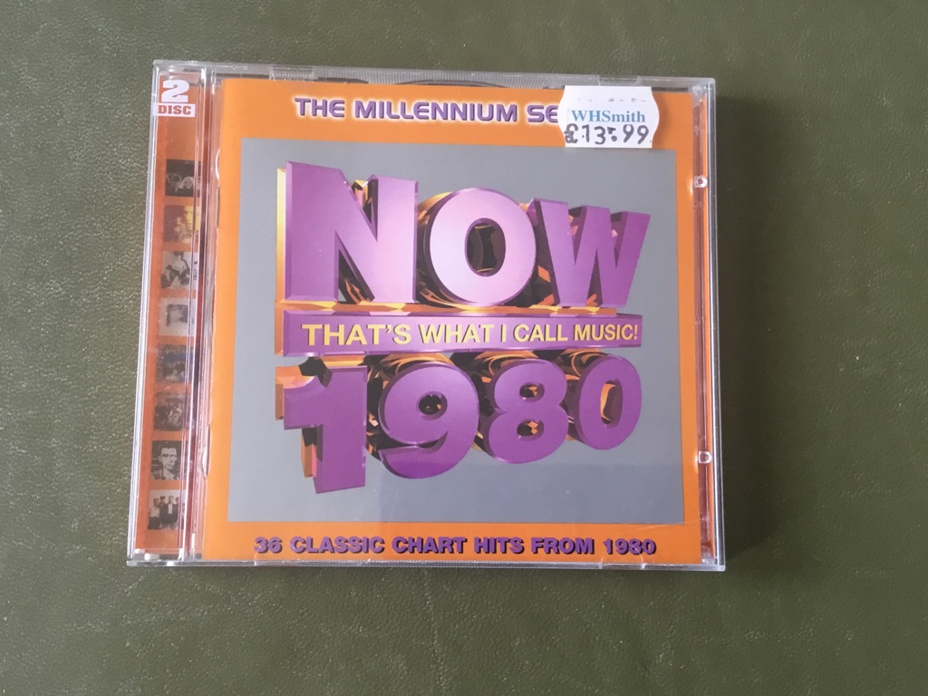 Now 1980 2 CDS VGC played once