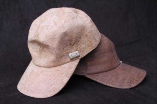 Handmade cork hat / cap