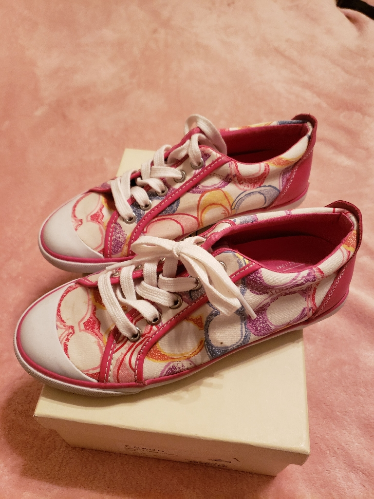 Coach barrett poppy Sneakers