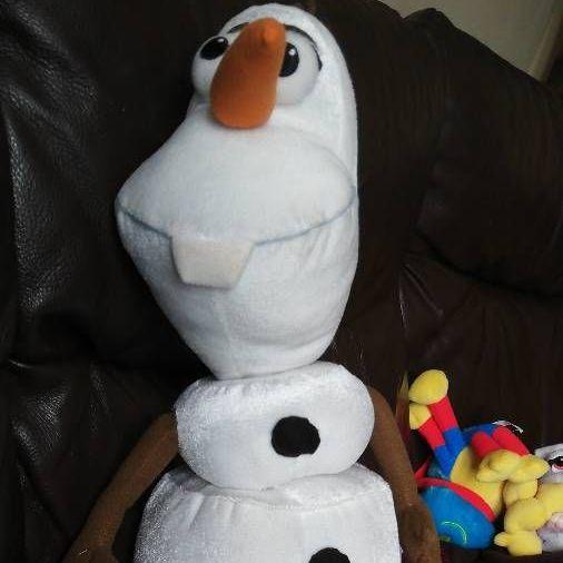 Olaf toy