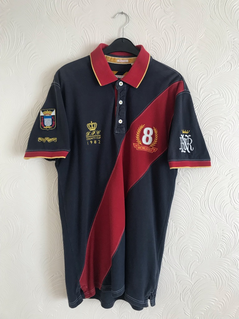 Next Rugby Polo shirt