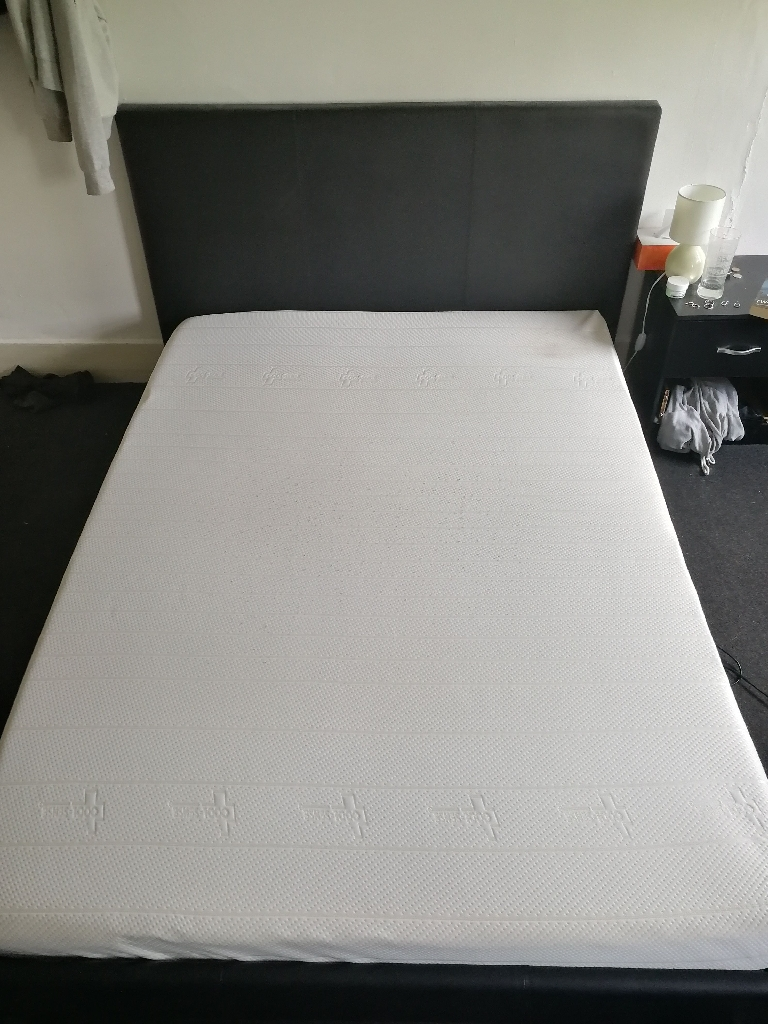 Bedzonline Memory Foam Double 4'6 Mattress
