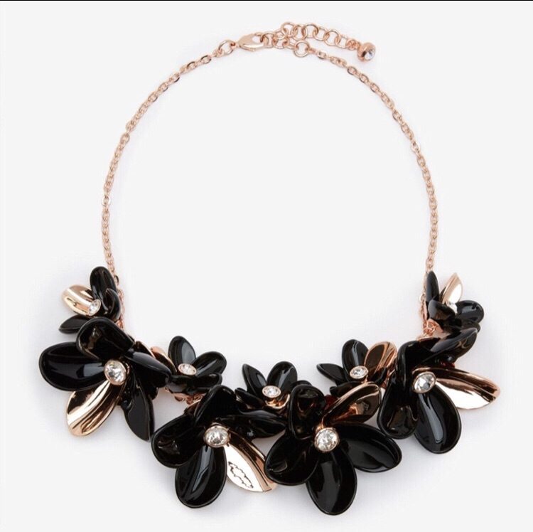 Brand new Ted Baker necklace with Swarovski crystals