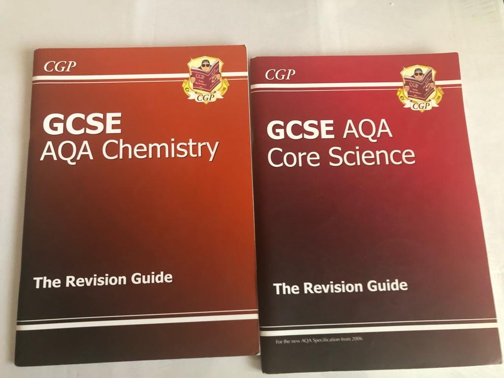 GCSE/a level text books