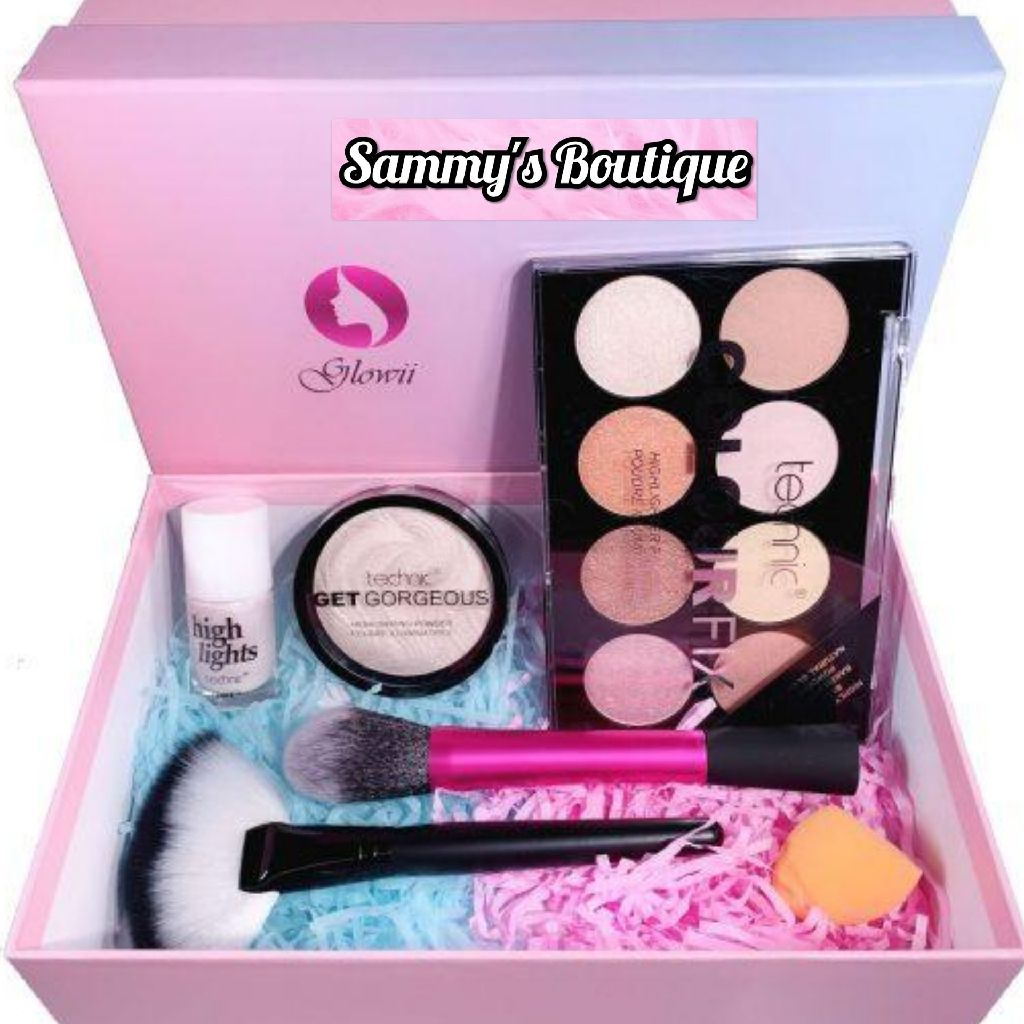 Beauty Box 16 - It's All About The Highlighter (6 Piece)