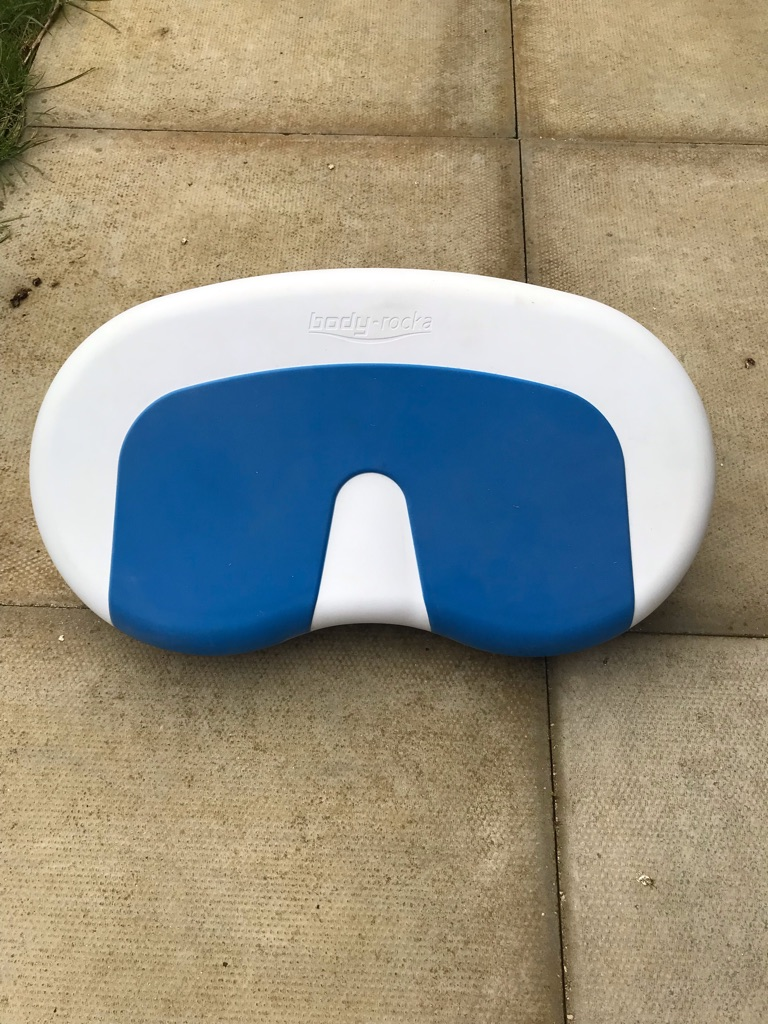 Body rocker balance board