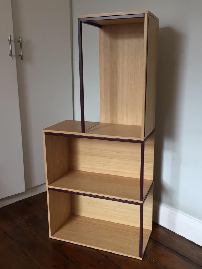 Handy Bookcase/Storage Combination
