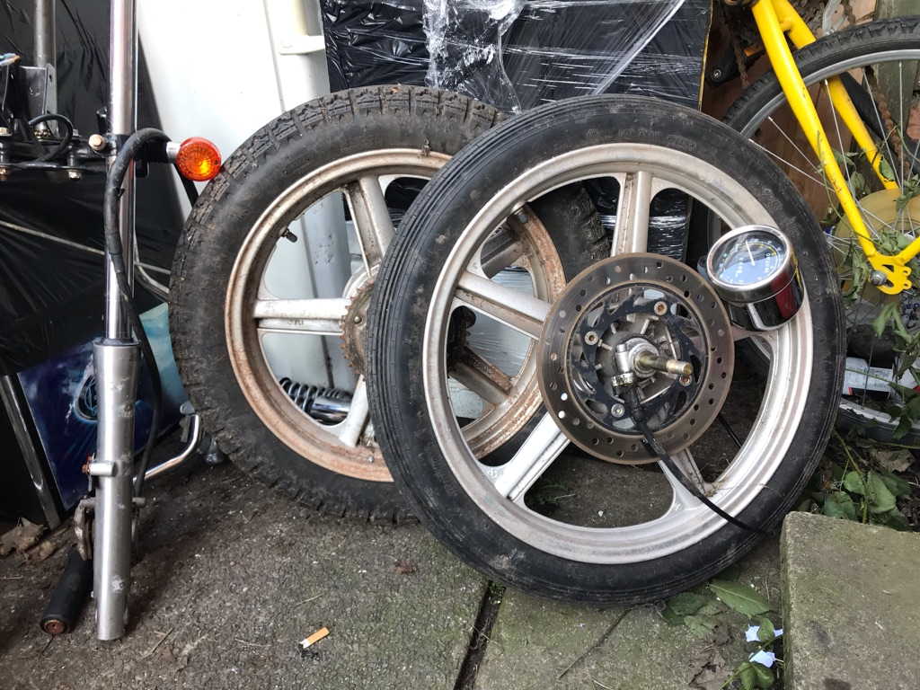 Motorbike spares & repairs