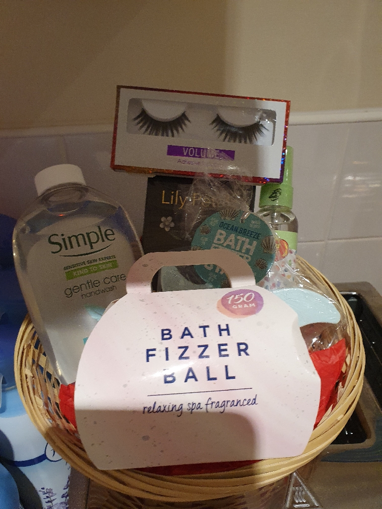 Womens hampers