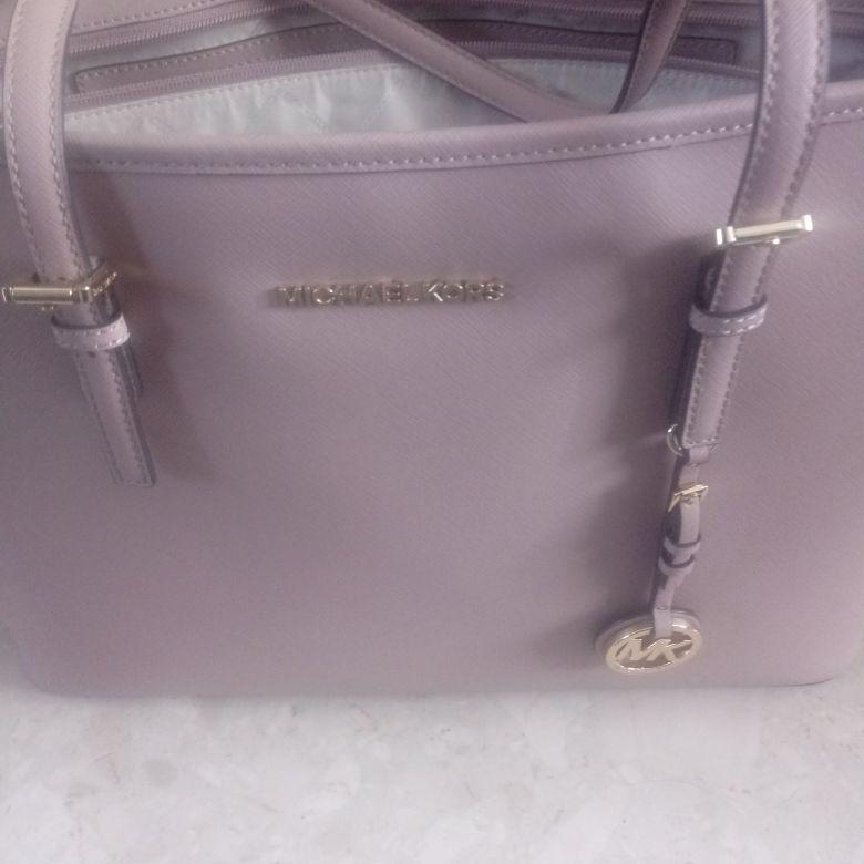 Pink micheal bag