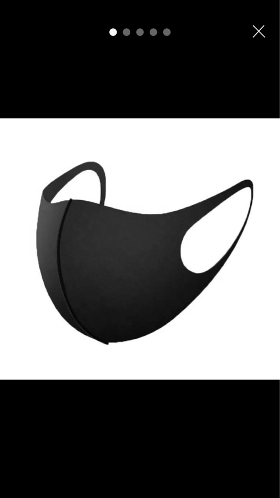 Facemasks Pack of 12