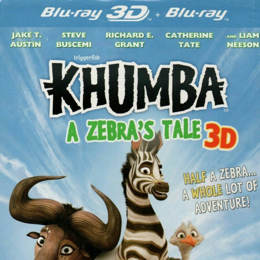 3d blu ray movies