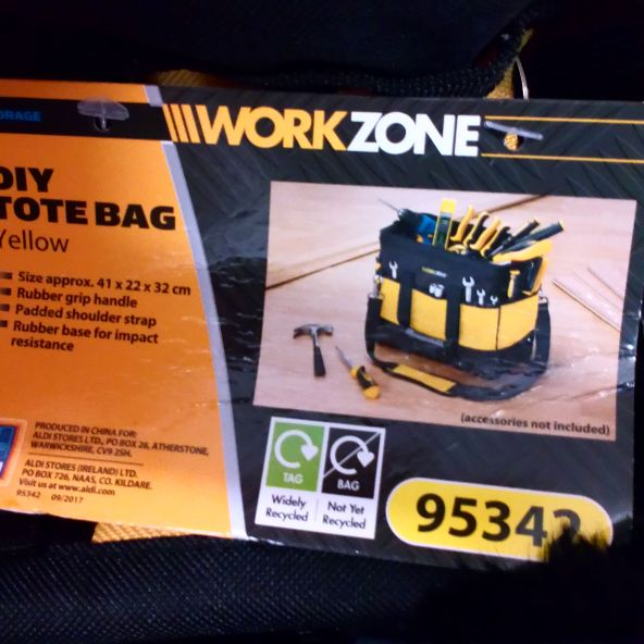 Workzone tool bag