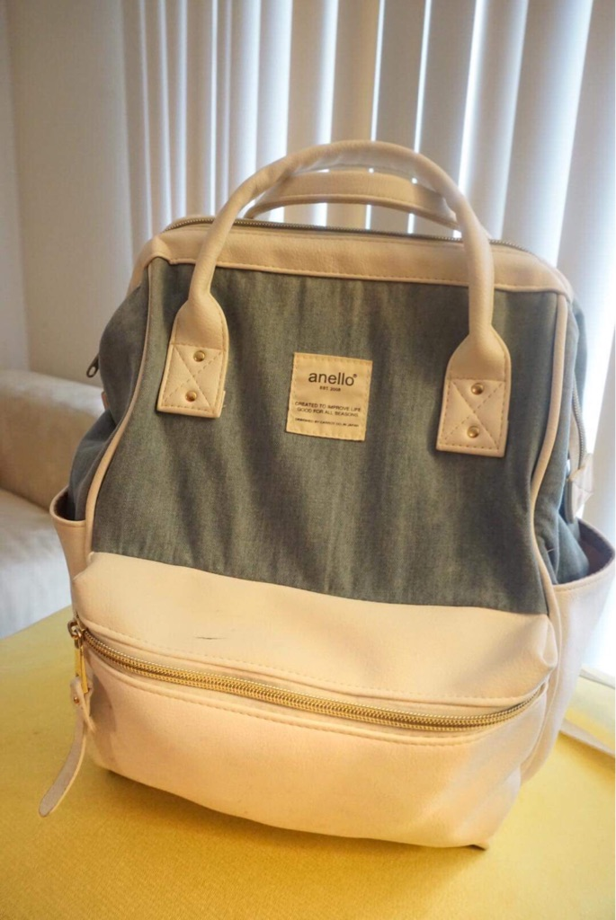 Authentic Japanese Anello Backpack
