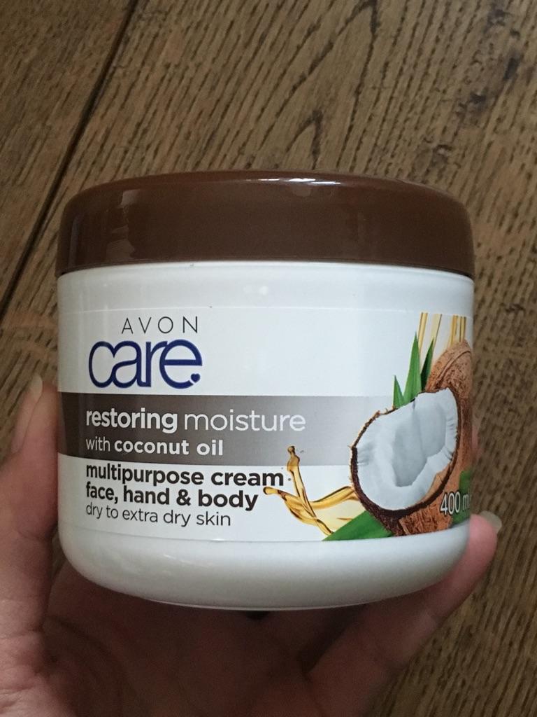 Avon care cream