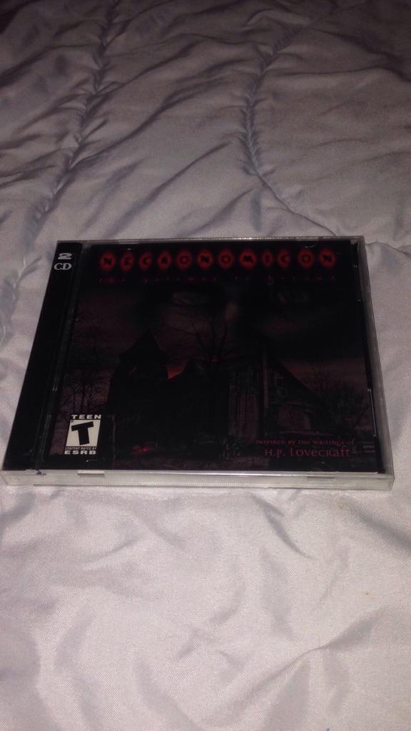 Necronomicon: The Gateways to Beyond (PC Game)
