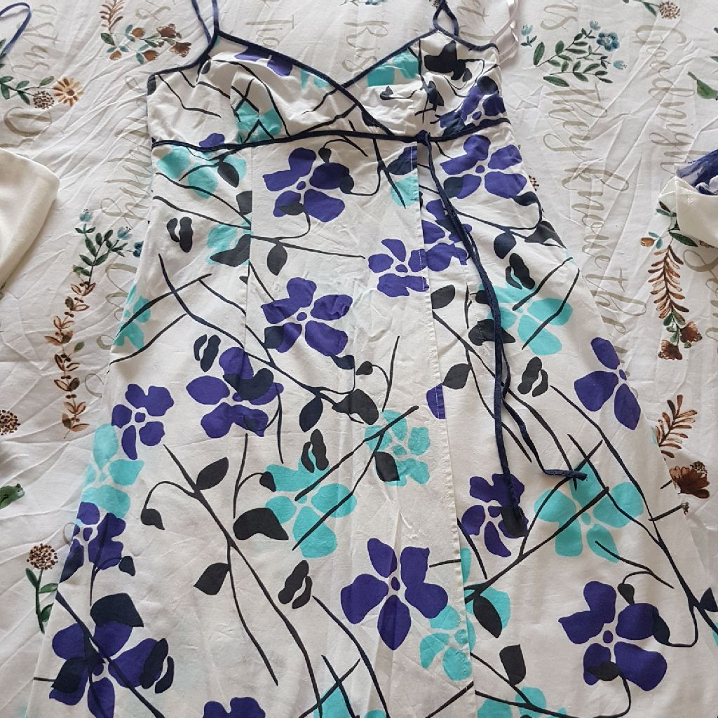 Oasis summer dress size 12