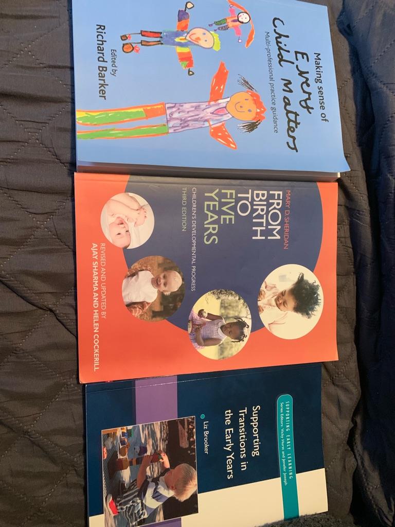 Early Years/ Teaching books