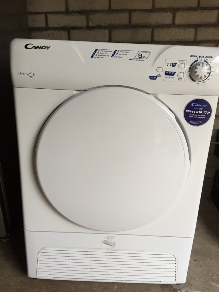 Tumble dryer and washing machine for sale
