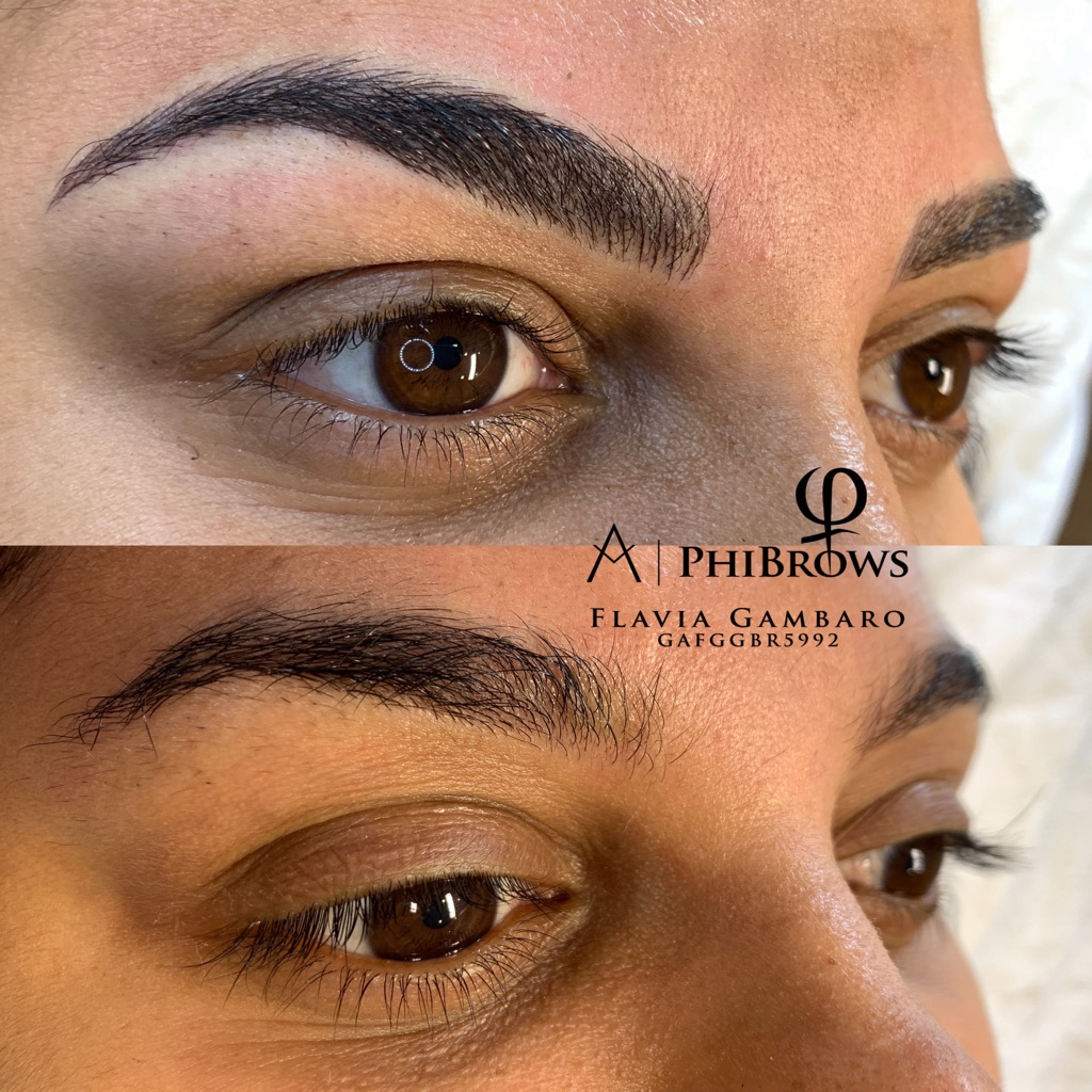 Microblading by PhiBrows