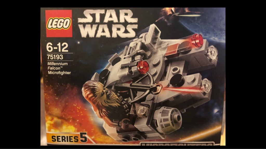 Lego Star Wars Set new