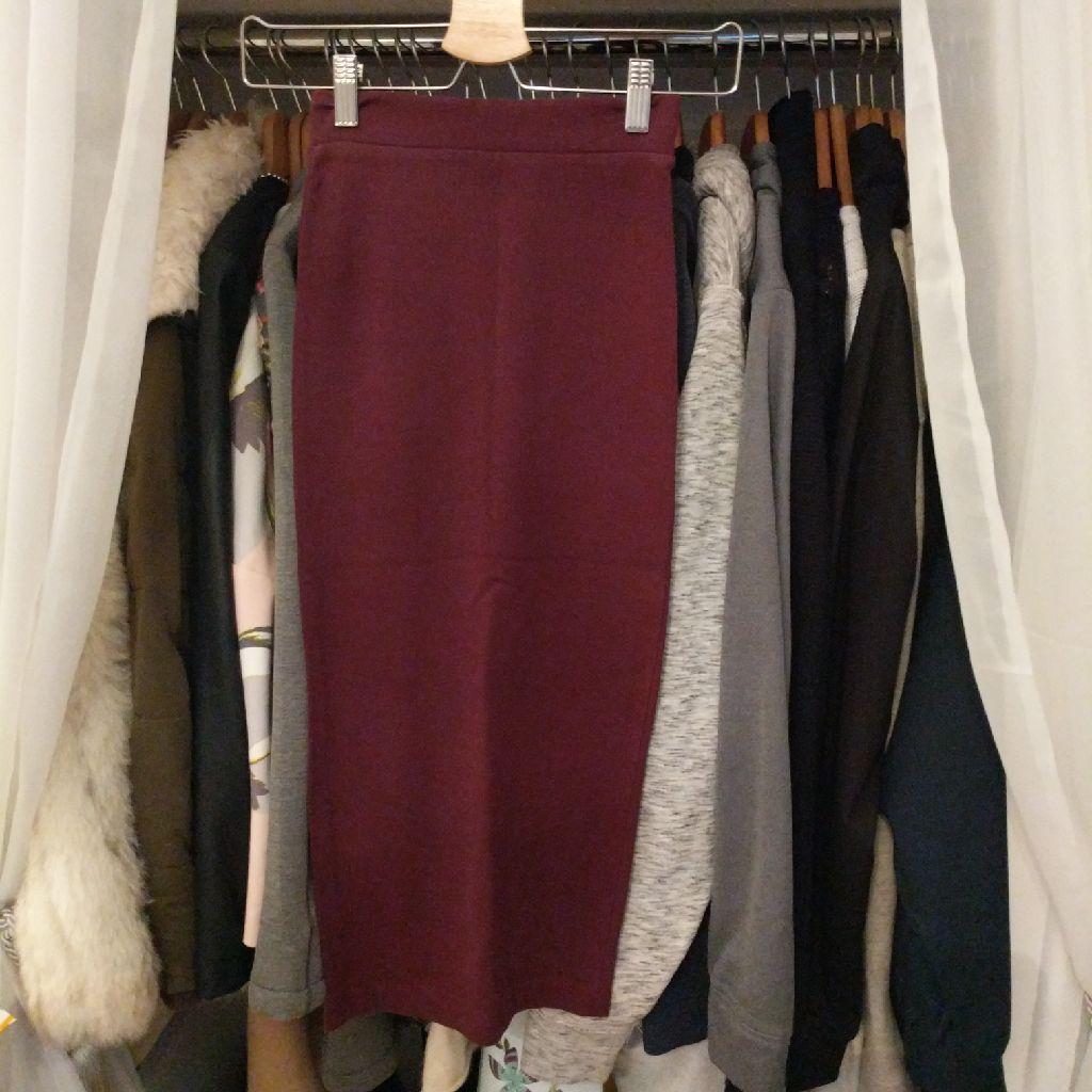 H&M skirt XS