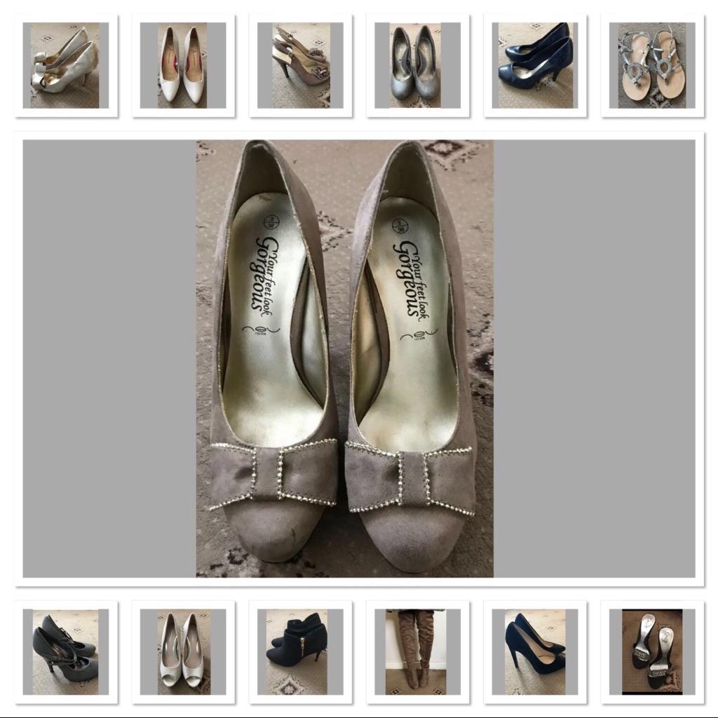 Size 3 Footwear (x13) + free gift