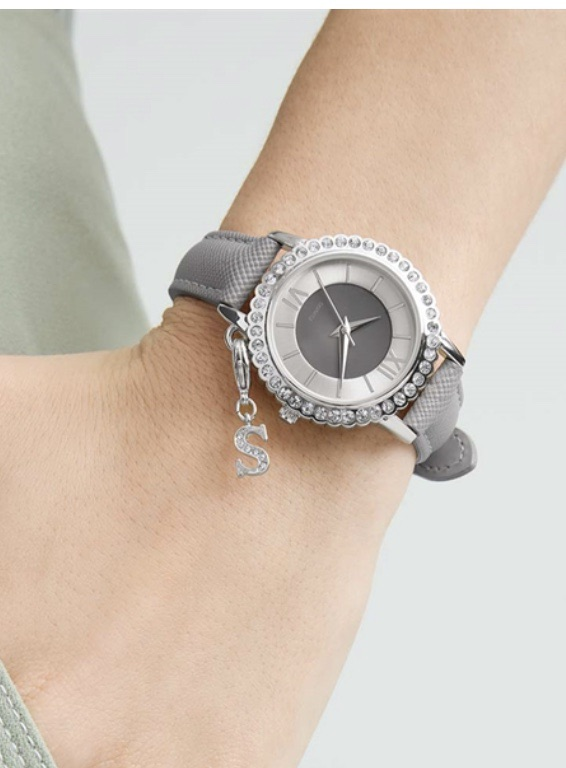 Watch and Charm
