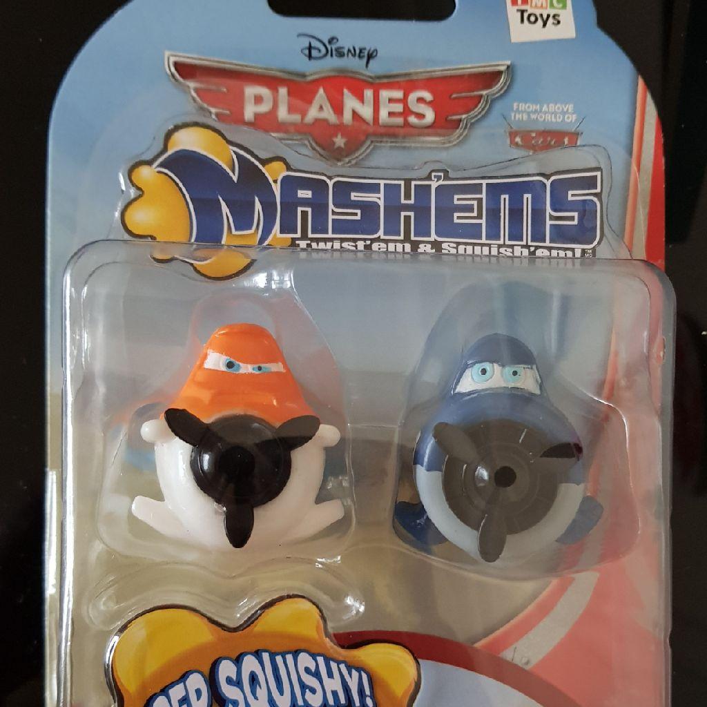Brand new disney planes mashems
