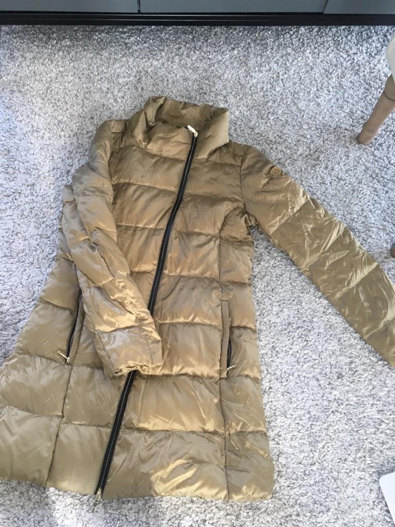 Armani light feather jacket