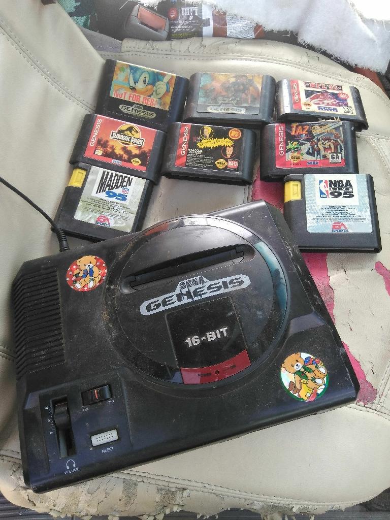 Sega system