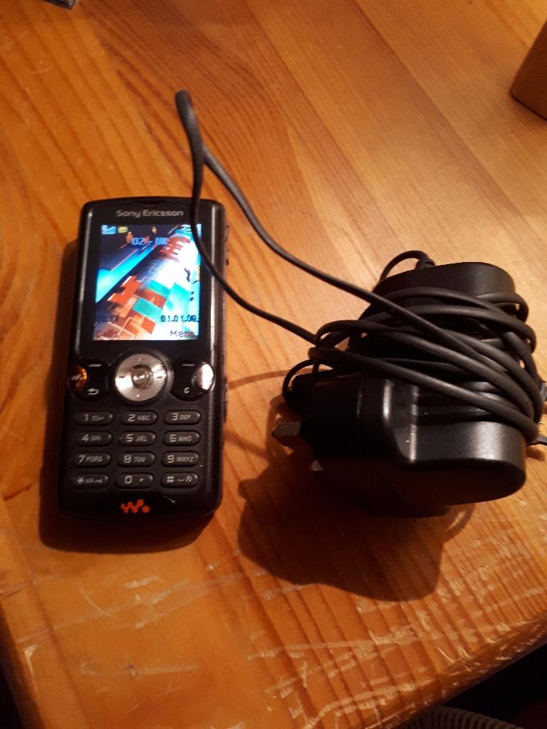 Sony Ericsson w810i unlocked