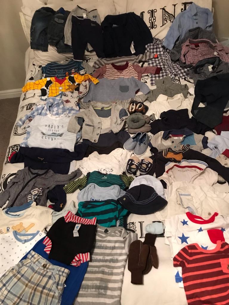 3-6 boys clothes