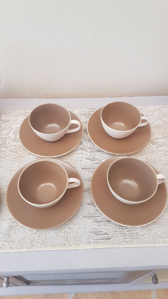 Poole pottery tea/ coffee set