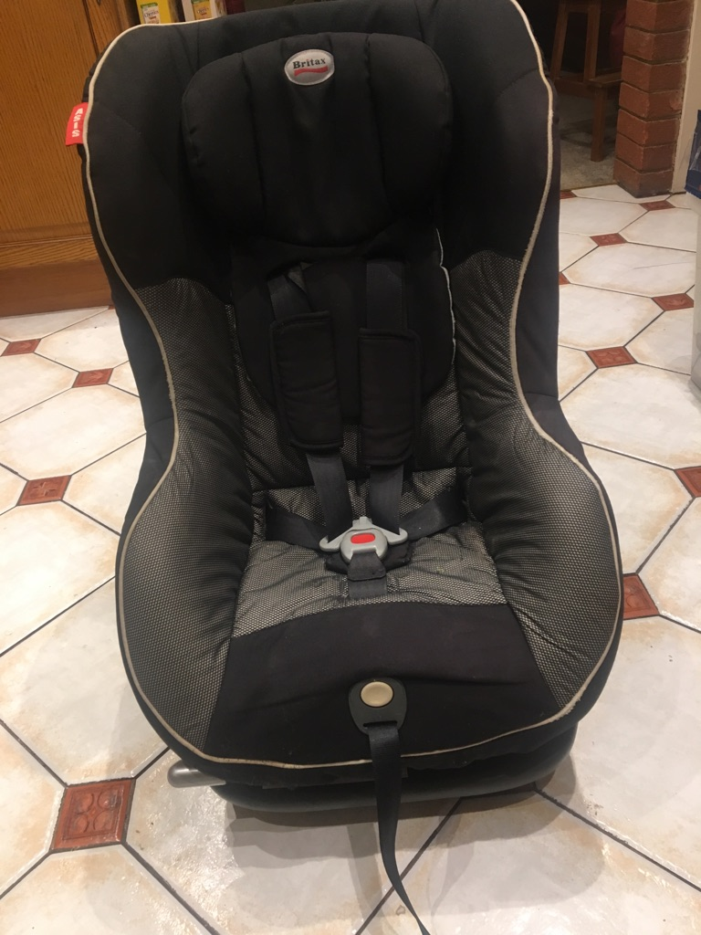 Toddlers car seat from 9mth to 5yrs,