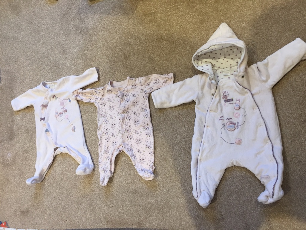 0-3 mamas & papas winter bundle