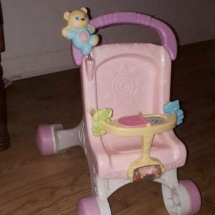 baby buggy walker
