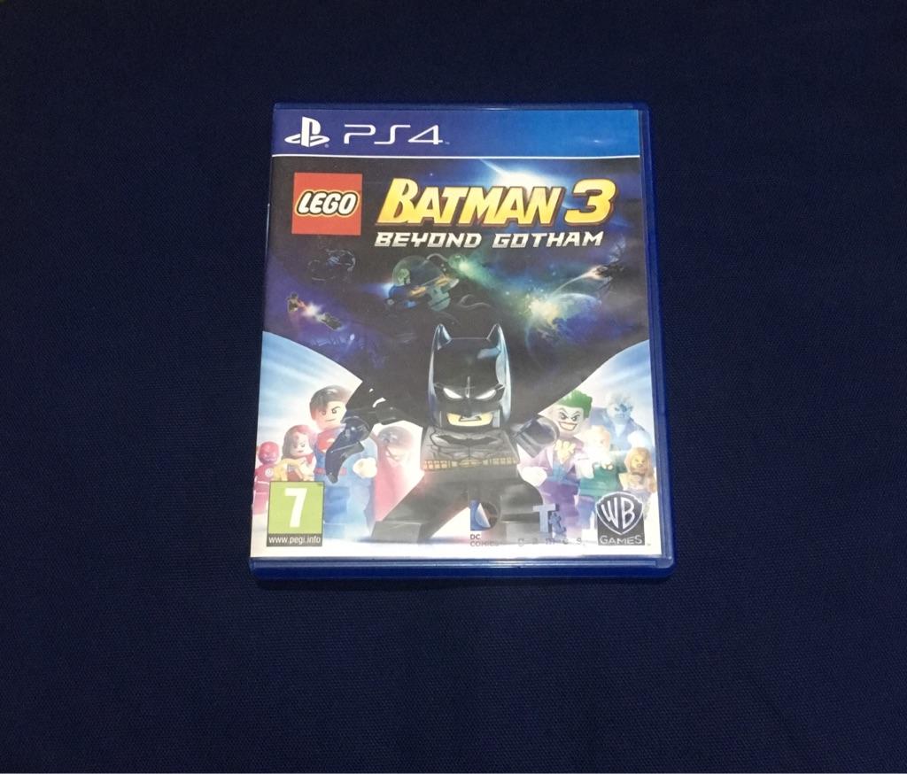 PS4 LEGO BATMAN 3 BEYOND GOTHAM