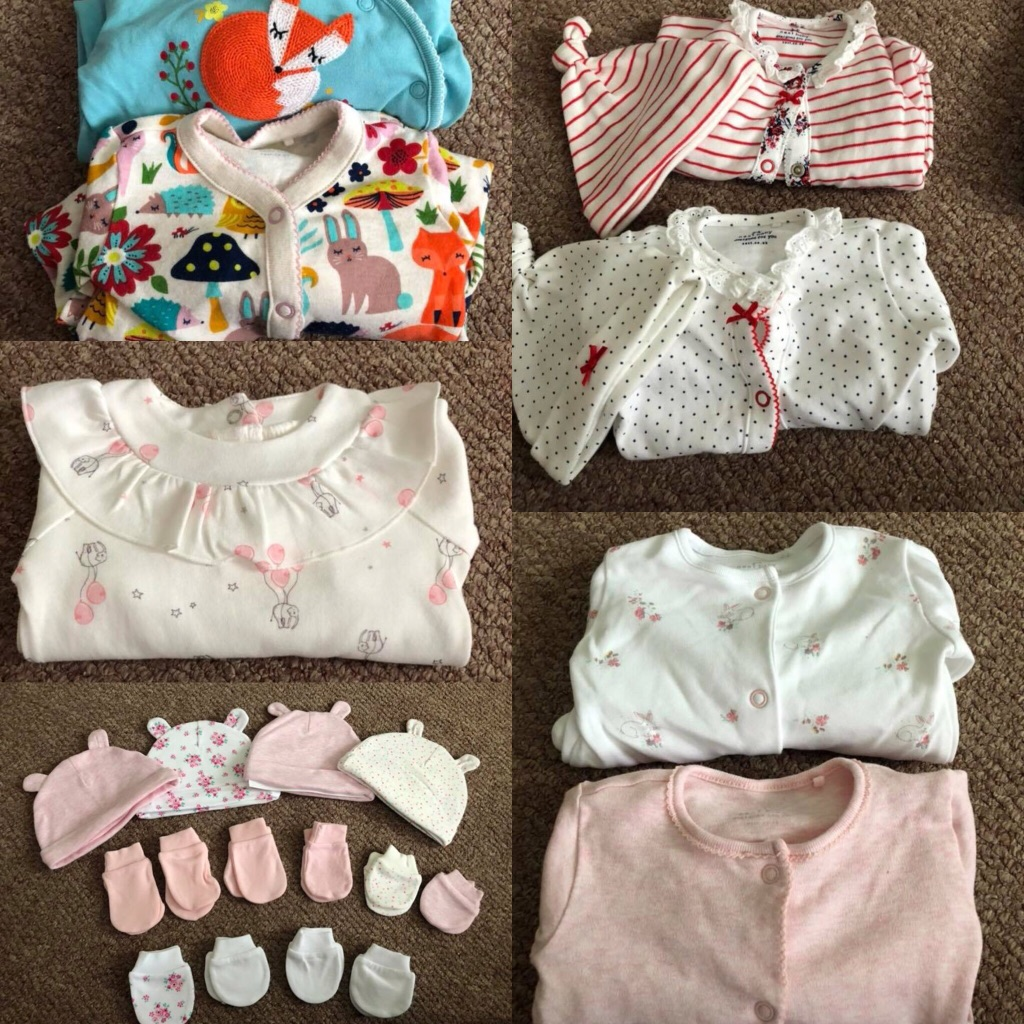 Baby Girl Bundle