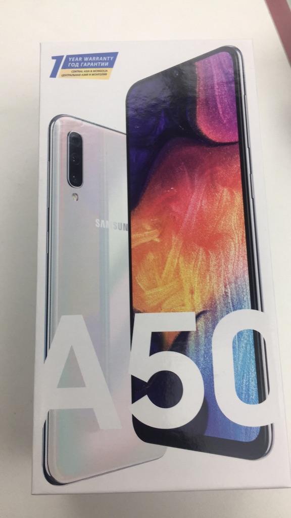 Samsung Galaxy A50 2019 128gb (unlocked)