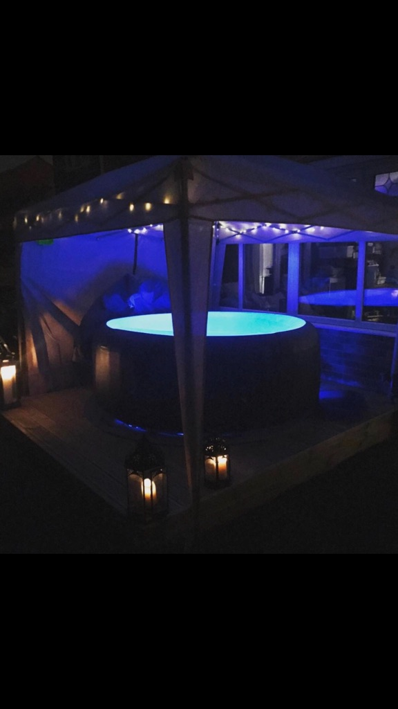 Lay Z Spa Lazy Hot Tub Hire Birmingham Worcester Party Packages