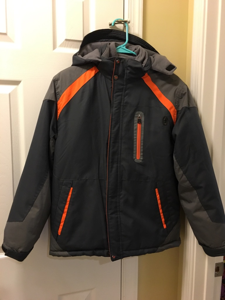 Boy's winter Coat, Size 14