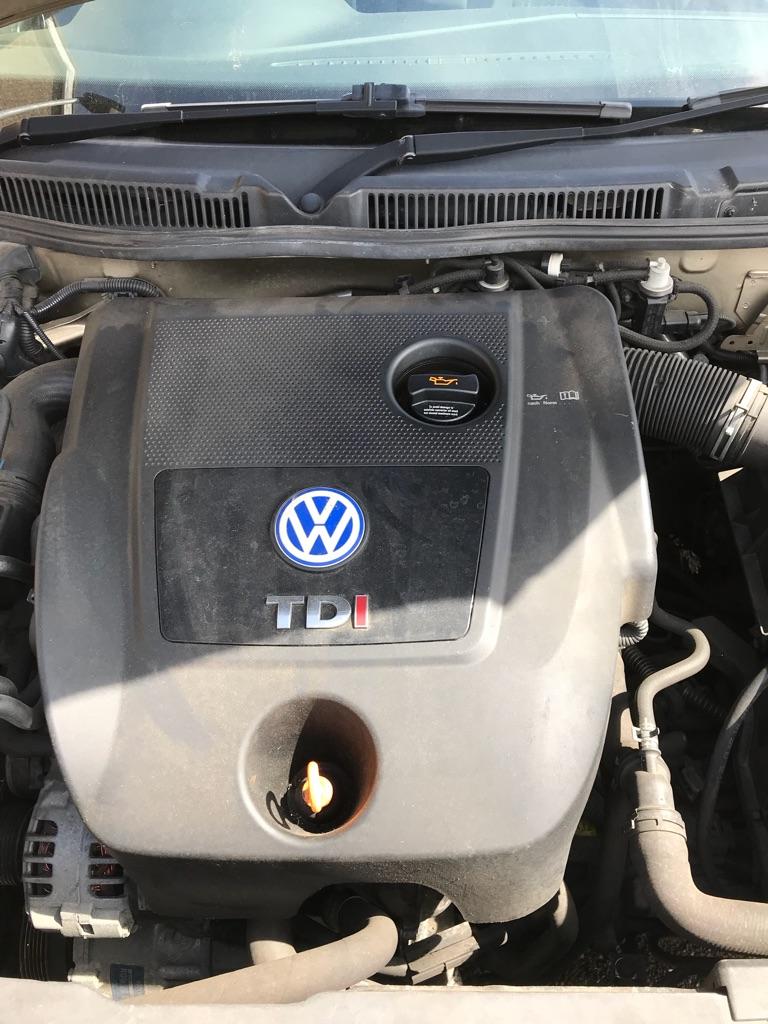 VW Golf 1.9TDI 5 door