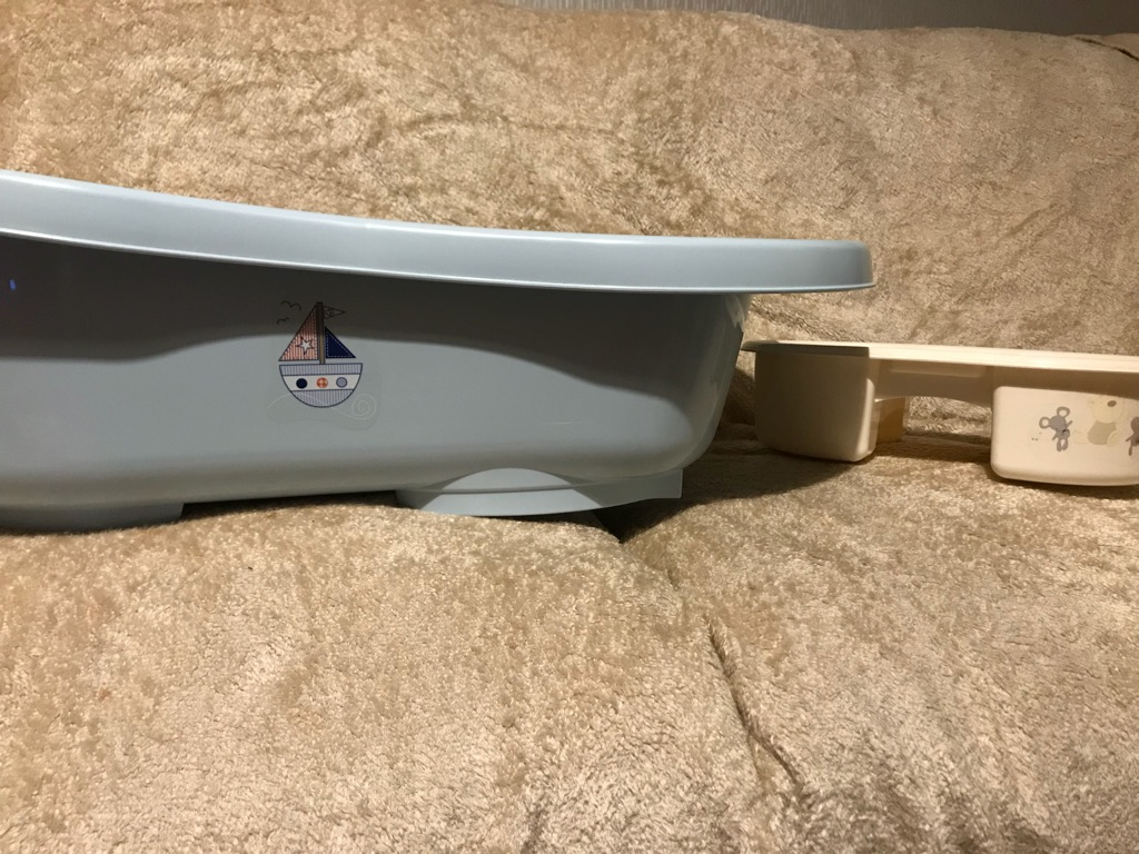 Baby Bath and Top and Tail tub