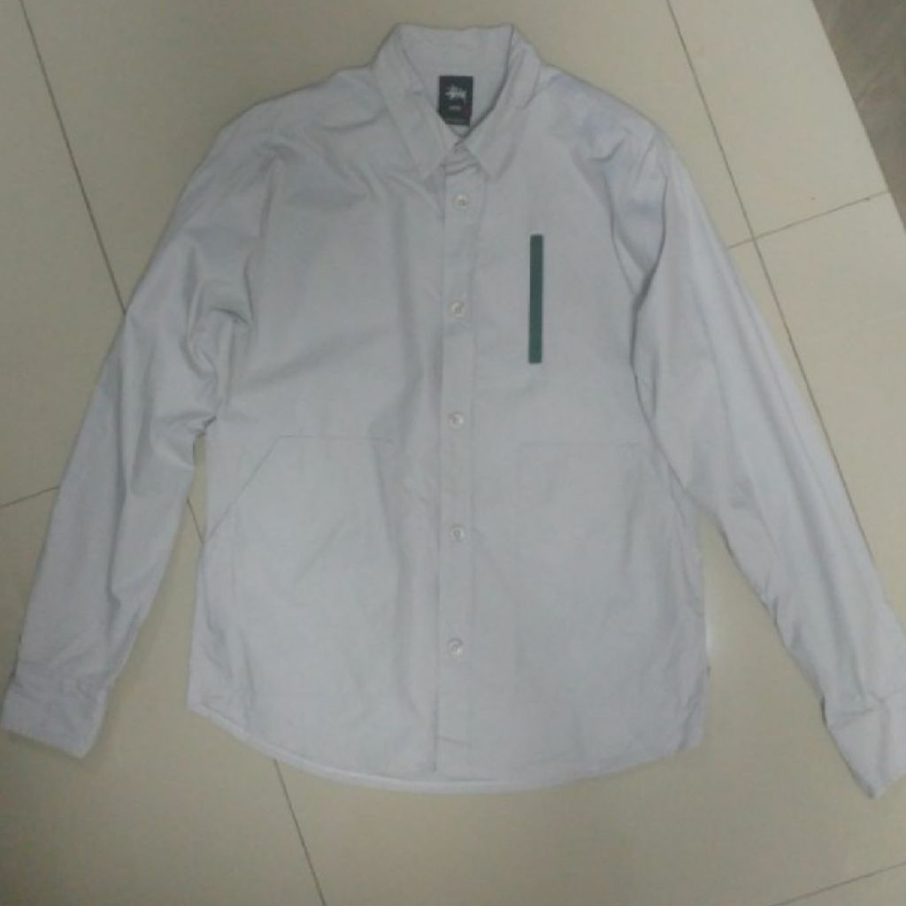 Stussy Long Sleeve Shirt