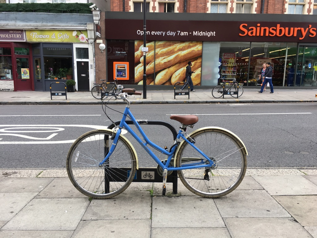 Pendleton Somerby Ladies Hybrid Bike for sale