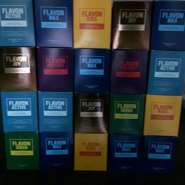 Flavon products
