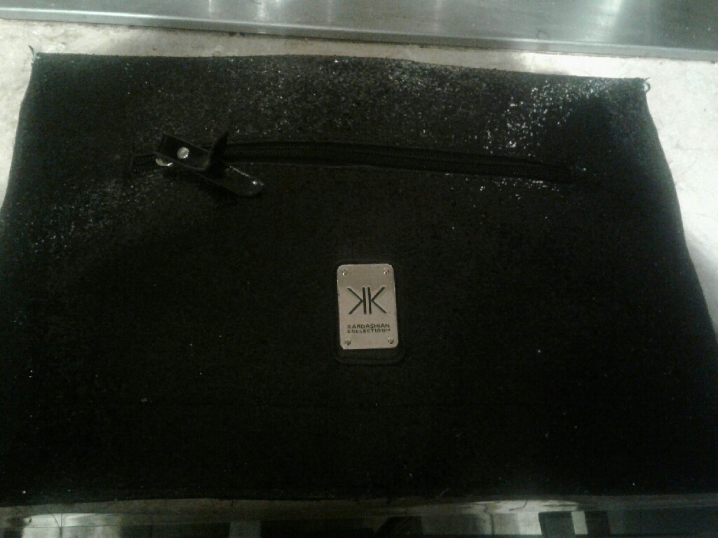 Kim kardashian  clutch bag